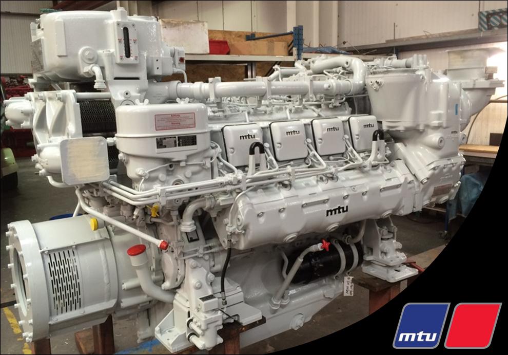 mtu 8v 396 maintenance manual